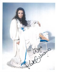 Kate O'Mara (Hammer Horror) - Genuine Signed Autograph 8282